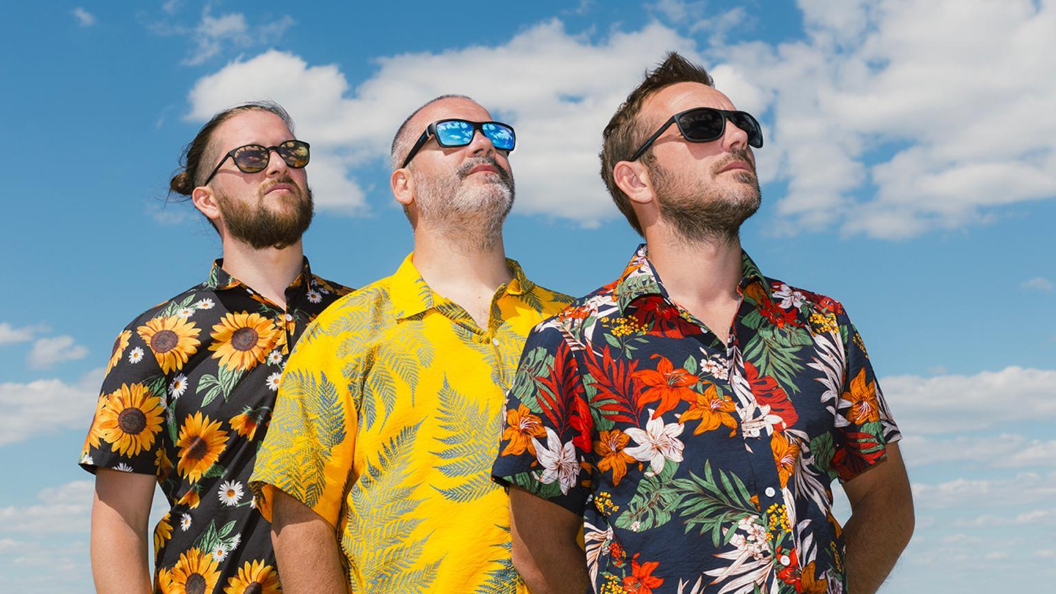 Space Galvacher Trio