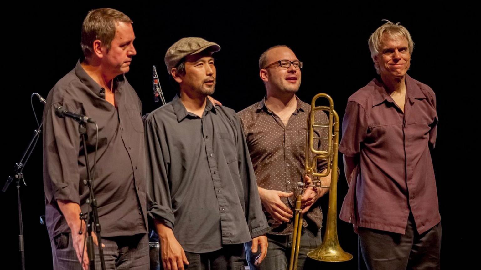 Samuel Blaser Quartet